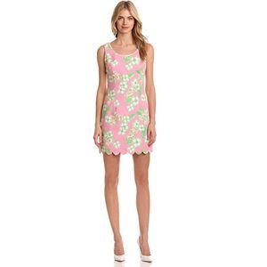 Lilly Pulitzer Pretty Pink Tootie Nina Shift Dress
